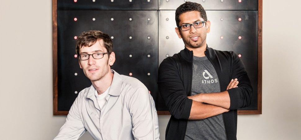 Los dos geeks que están reinventando tus shorts de gimnasio